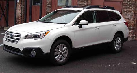 2015 Subaru Outback Calm, Cool, Connected Reviewedcom