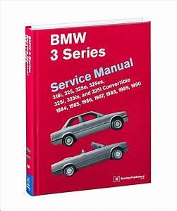 Bmw Repair Manual  3 Series  E30   1984-1990 - Bentley Publishers
