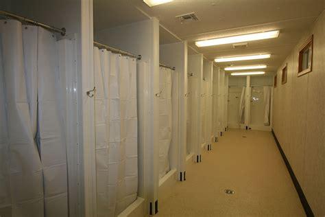 modular shower locker rooms   dry buildings