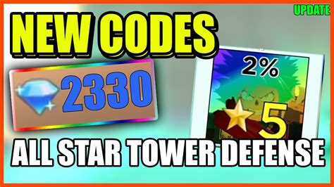 Good job, you're landing on the best web page on the internet for roblox game codes. Code All Star Tower Défense / Itov Xfnf6m2ym