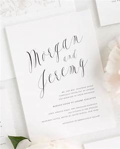 ethereal calligraphy wedding invitations wedding With wedding invitation calligraphy houston