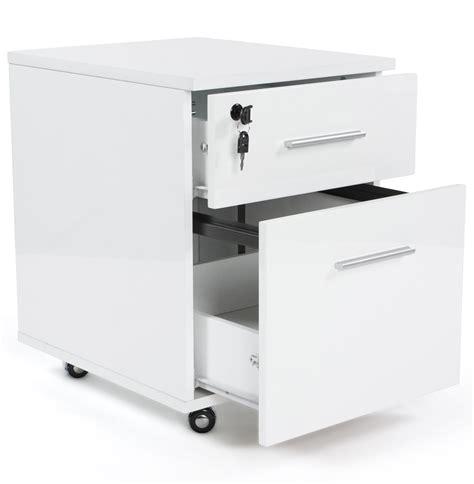 caisson bureau blanc caisson de bureau clemson