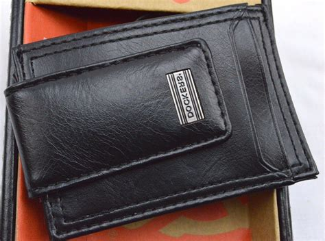 Maybe you would like to learn more about one of these? Wallet Dockers Front Pocket Card Case Money Clip