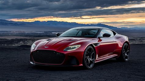 2019 aston martin dbs superleggera wallpaper thumbnail