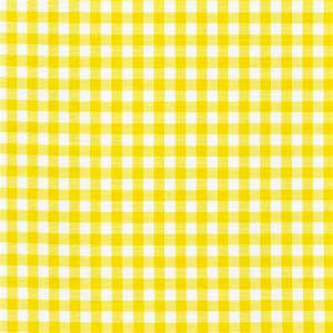 Yellow 1/4 Inch Gingham - GC1402 Fashion Fabrics