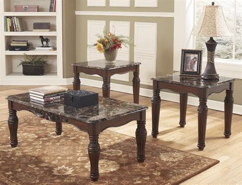 Make sure there's a beautiful and convenient spot in your living room for you and your guests to set down drinks. 3 Piece Coffee Table Set Big Lots   AdinaPorter