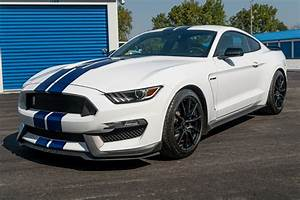 4,700-Mile 2016 Ford Shelby Mustang GT350 for sale on BaT Auctions - sold for $45,000 on October ...