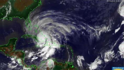entstehung von hurrikan sandy youtube