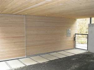 Wandverkleidung Holz Ausenbereich