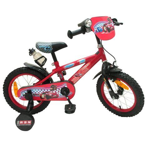 siege de velo bebe vélo cars 14 pouces trace sport king jouet vélos