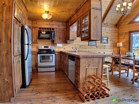 Amenagement Cuisine Studio Montagne Cuisine Montagnarde Id 233 E D 233 Coration