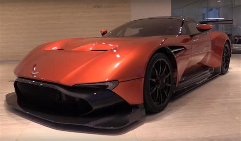 Aston Martin Vulcan In-depth Review And Engine Sounds