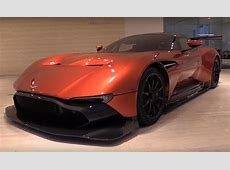 Aston Martin Vulcan InDepth Review and Engine Sounds