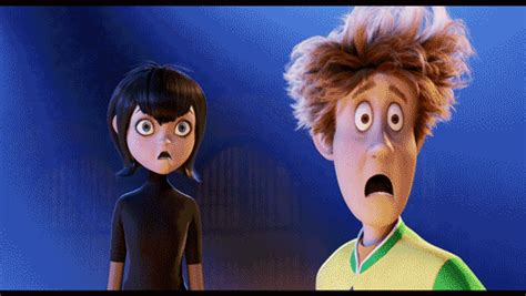 animation shrug by hotel transylvania find and share on giphy