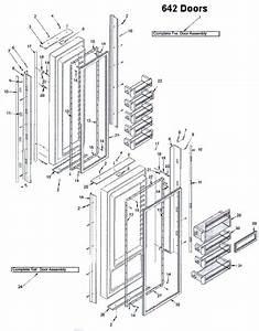 Sub-zero Parts Refrigerator Part Replacements