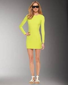 Closet Envy Jennifer Lopez s Neon Dresses by Michael Kors
