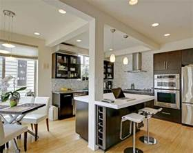 kitchen island with columns support beam at center edge of island kitchen islands islands the o 39 jays and