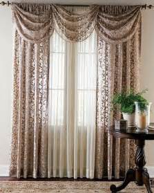 Curtain Stitching Patterns by Easy Home Decor Ideas Curtain Trends In 2011