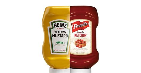 Mortal Enemies Heinz and French's Have Waged a Vicious ...