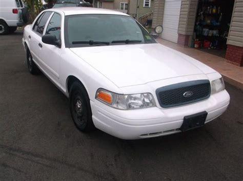 buy   ford crown victoria police interceptor sedan