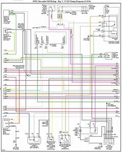1987 S10 Fuel Pump Wiring Diagram