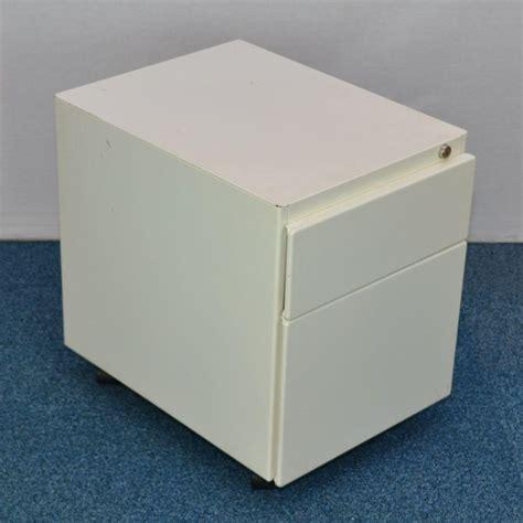 white pedestal desk with drawers steelcase white 2 drawer under desk pedestal