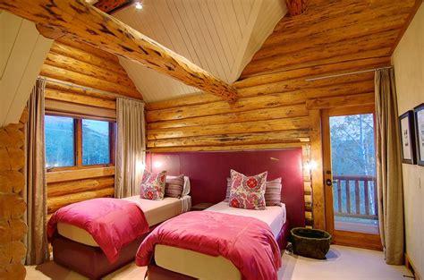 colorado log cabin teen bedroom home decorating trends homedit