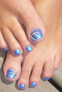 27 Pretty Toe Nail Designs for Your Vacation | Pretty toe ...