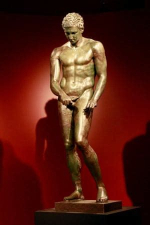 power and pathos review once in a lifetime at bronze sculptures and design