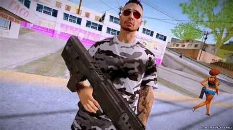 [GTASA] Skin Casual (Outfit) GTA ONLINE for GTA San Andreas