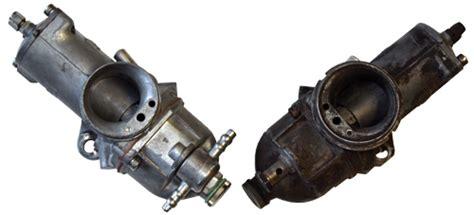 Amal Concentric Carburetor Overhaul