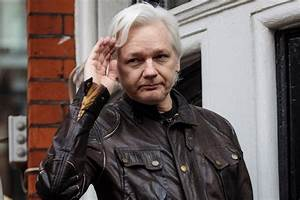 Julian Assange's Twitter account goes mysteriously offline ...
