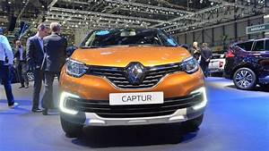 Renault Capture 2017 : 2017 renault captur facelift gets full led headlights glass roof ~ Gottalentnigeria.com Avis de Voitures