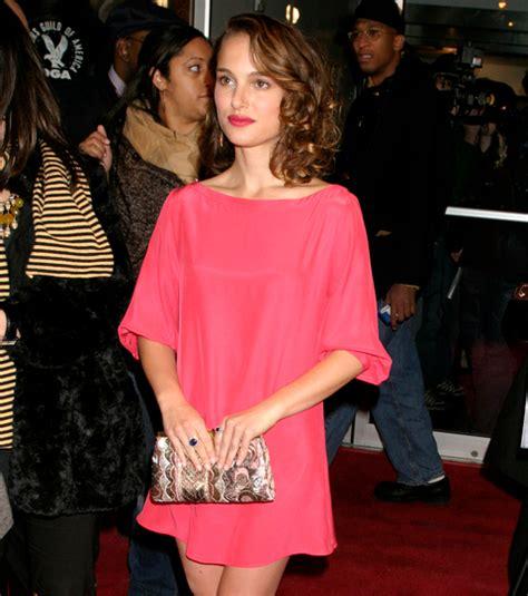 Photo  Natalie Portman A L'habitude De Porter Le Rose