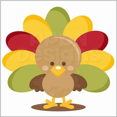 Thanksgiving Turkey Designs Fall Clipart Svg Happy