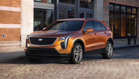2019 Cadillac Xt4 Debuts In New York With $35,790 Price