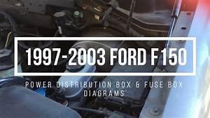 03 F 150 Supercrew Fuse Diagram