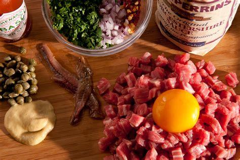 tartare cuisine steak tartare recipe dishmaps