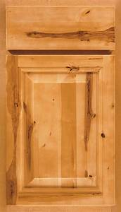 Fawn Rustic Birch Cabinet Finish - Aristokraft Cabinetry