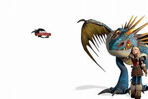 How to Train Your Dragon images Astrid and Stormfly ...