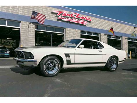 1969 Ford Mustang Boss For Sale  Classiccarscom Cc979647