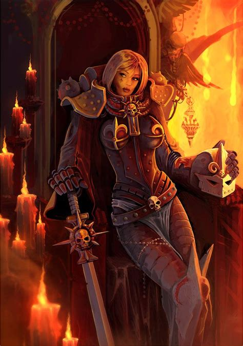 255 Best Images About 10k Sisters Of Battle On Pinterest