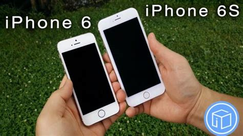 iphone 6 vs iphone 6s iphone 6 vs iphone 6s should you upgrade to new iphone