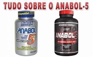 Anabol-5 E Anabol-5 Black Ultra Concentrado Da Nutrex - Todas As Informa U00e7 U00f5es