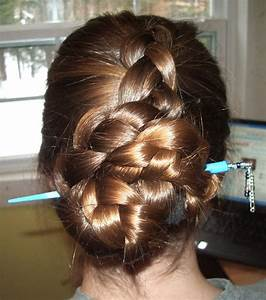 Hairstyles for Hair Sticks - 8