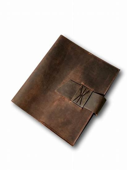 Leather Journal Diary Notebook Handmade Wrap Kauri