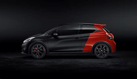 Peugeot Releases More Photos Of The 208 Gti 30th Carscoops
