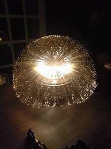 Fantasia Fiber Optic Rotating Lamp  Circa 1970 For Sale At