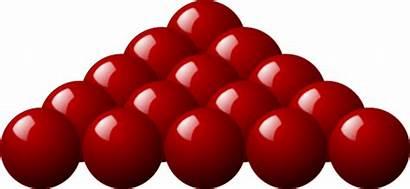 Snooker Balls Clip Clipart Stellaris Vector Clker