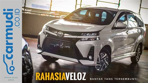 Toyota Avanza Veloz 2019 Picture by Toyota Avanza Veloz 2019 10 Hal Yang Perlu Diketahui